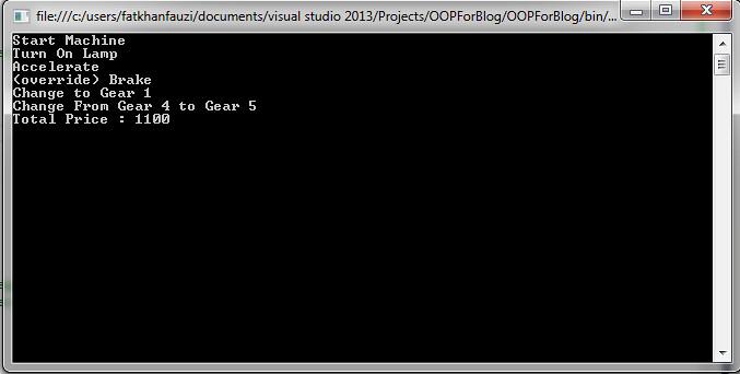 oop-implementation-result