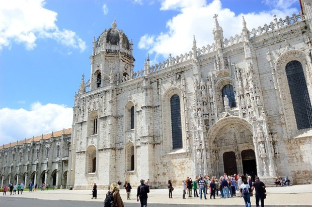 Mosteiro dos Jeronimos | Two Free Days in Lisbon | No Apathy Allowed