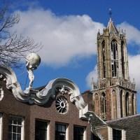 Wordless Wednesday: Hercules/Atlas and the Domtoren