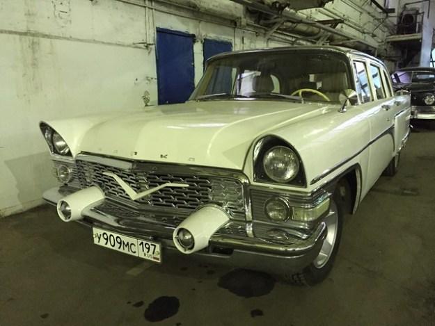 Чайка ГАЗ-13