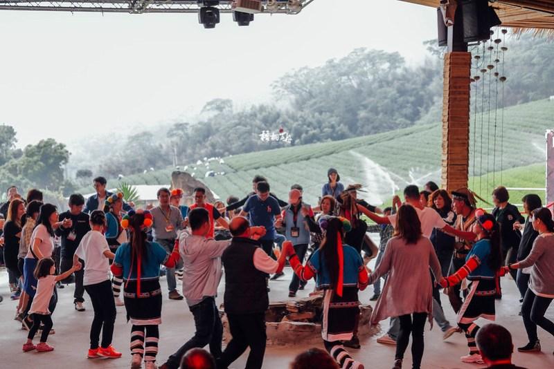 30|活動最後會邀請在場民眾一同跳這支原民舞