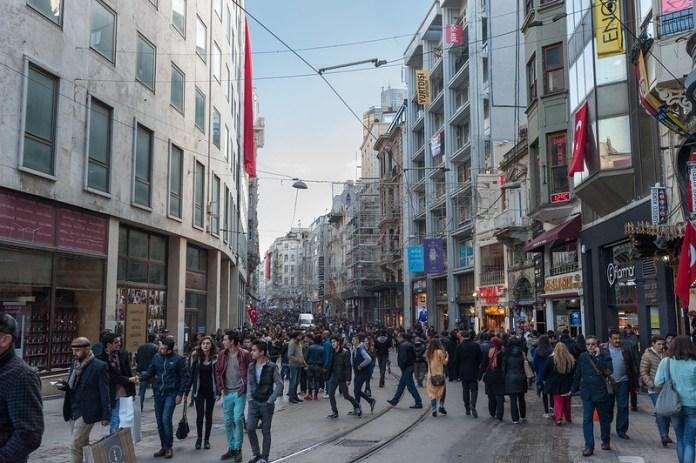 İstiklal Caddesi Beyoğlu http://www.phardon.com