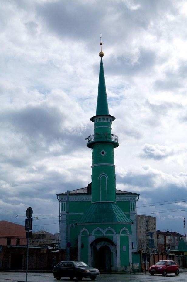 Султановская мечеть, Казань. Sultanovskaya Mosque, Kazan