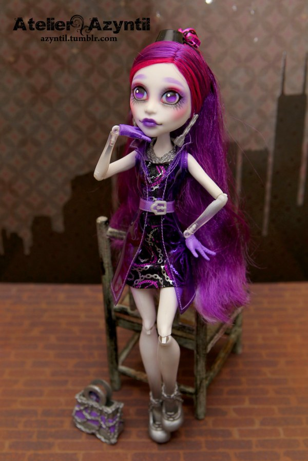 Monster High: Ghouls' Night Out Spectra | azyntil.tumblr ...