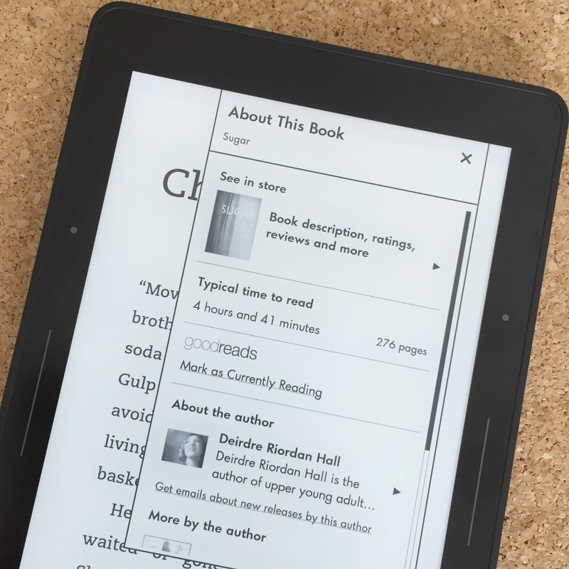How to download your monthly free Kindle First book on your Kindle Voyage