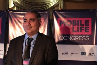 Jose Otero en el Mobile Life Congress 2015