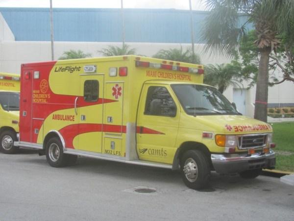 Miami Children's Hospital LifeFlight | Opa-locka, FL ...