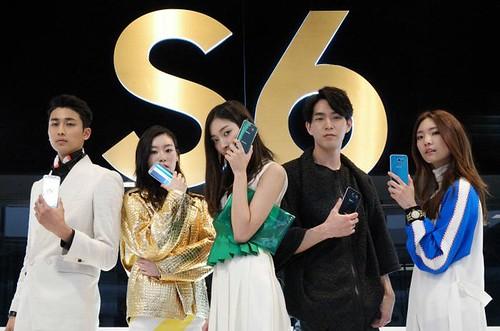 'Galaxy S6 World Tour de Seúl 2