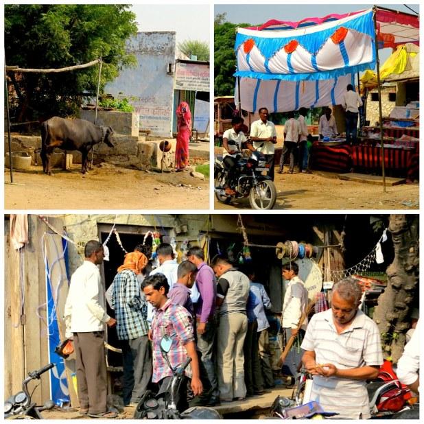 Camino a Agra