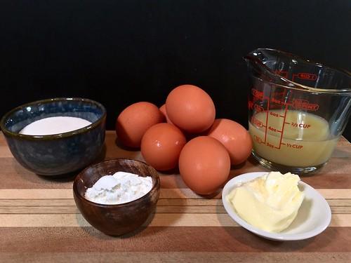 key lime curd ingredients