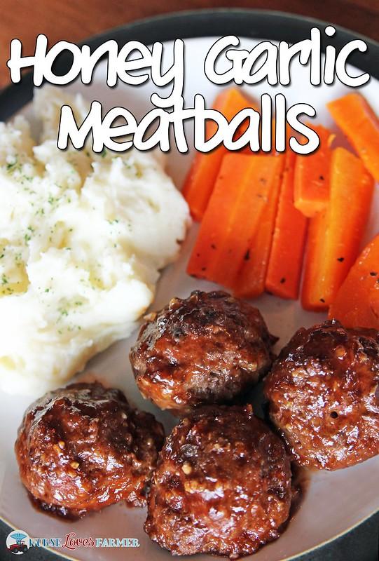 Rib recipes slow cooker honey garlic meatballs