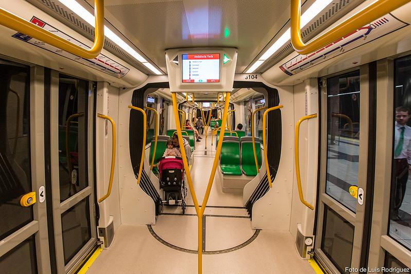 Visita al Metro de Málaga-7