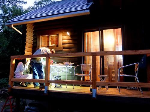 Yakisoba on Deck