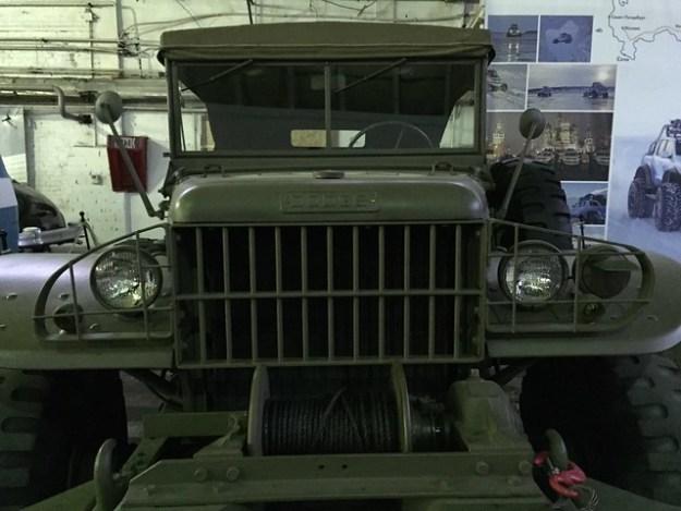 Dodge WC-57 Command Car