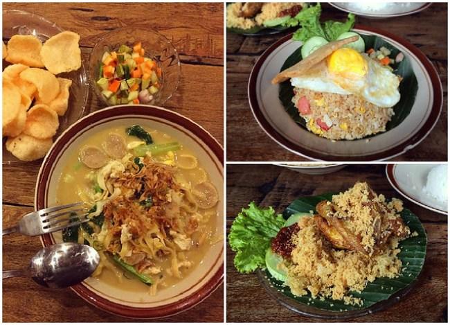 16 warung suluh food collage via jane kebee