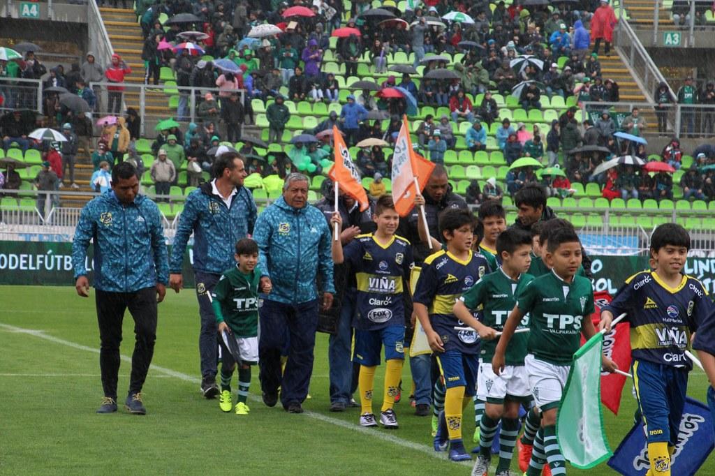 Santiago Wanderers 0-1 Everton
