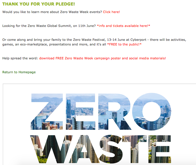 City Girl City Stories: Zero Waste Week