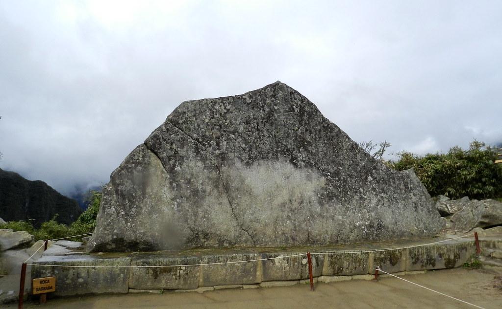 Peru Machu Picchu Roca Sagrada 1186