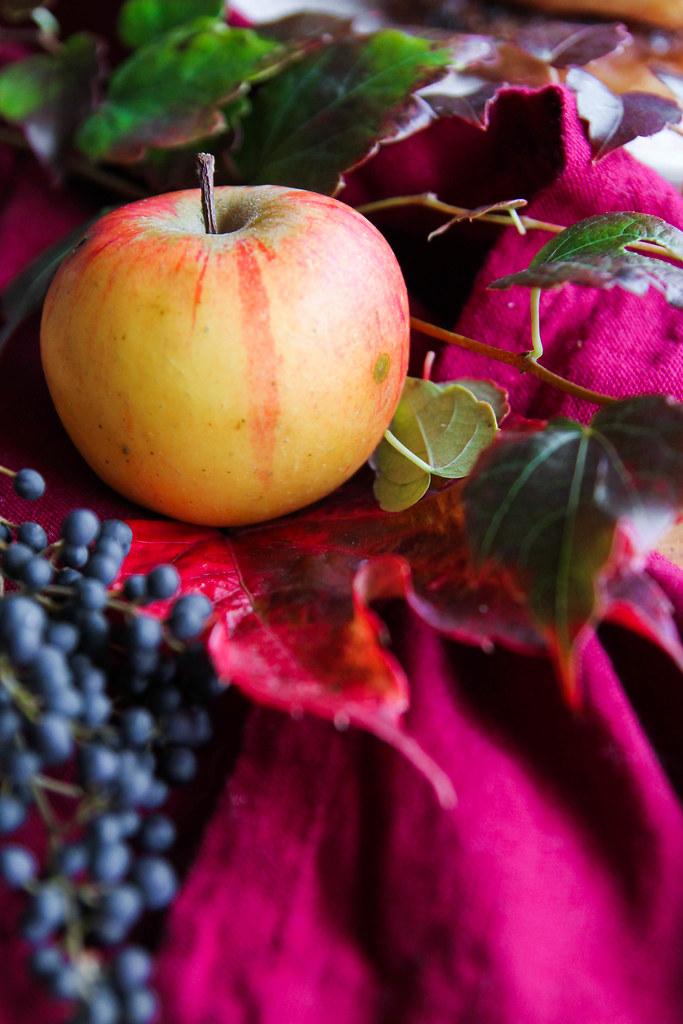 Beignets aux pommes {sans lait}