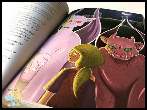 Libro Penny Berry y la pócima mágica. Reseña