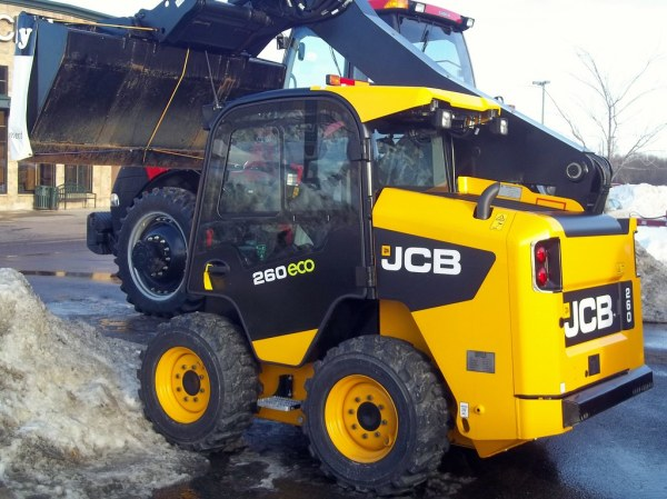 JCB 260 ECO Skid Steer. | Mark | Flickr