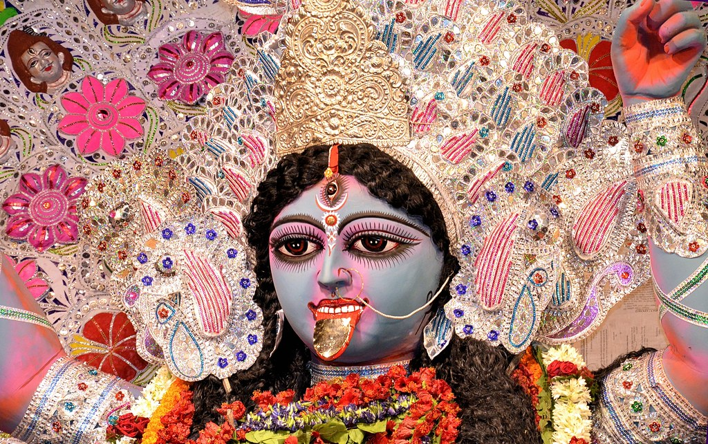 the different goddesses in the mahavidya Mahavidyas & devi paintings in the sanatan society indian art galleries -  publishers  if you would like to know more on kali click the hindu goddess  kali.