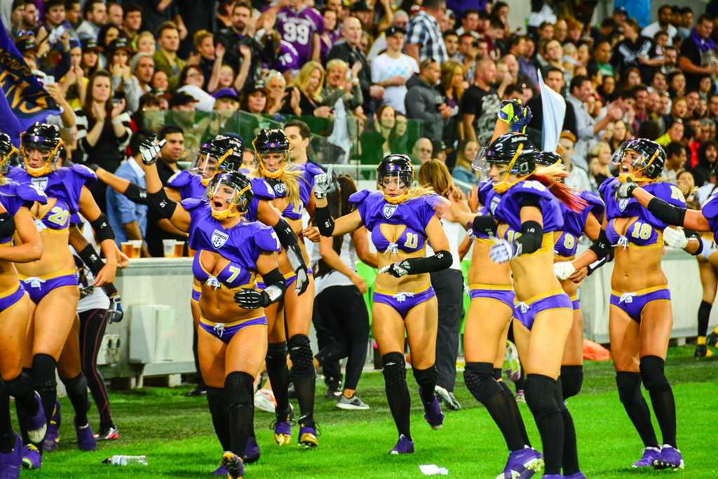 Legends Football League Victoria Maidens Vs Western Austr