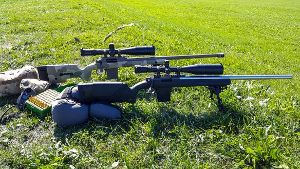 Rifle shooters