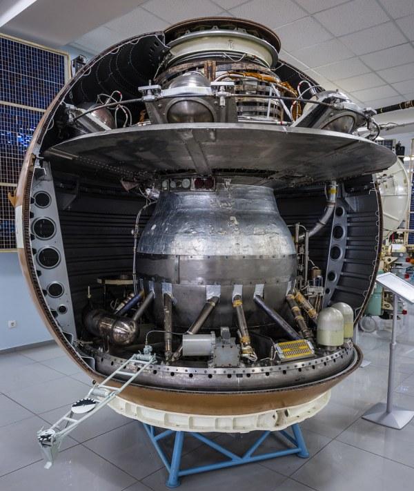 Soviet VeGa Venus balloon & surface lander | A detailed ...