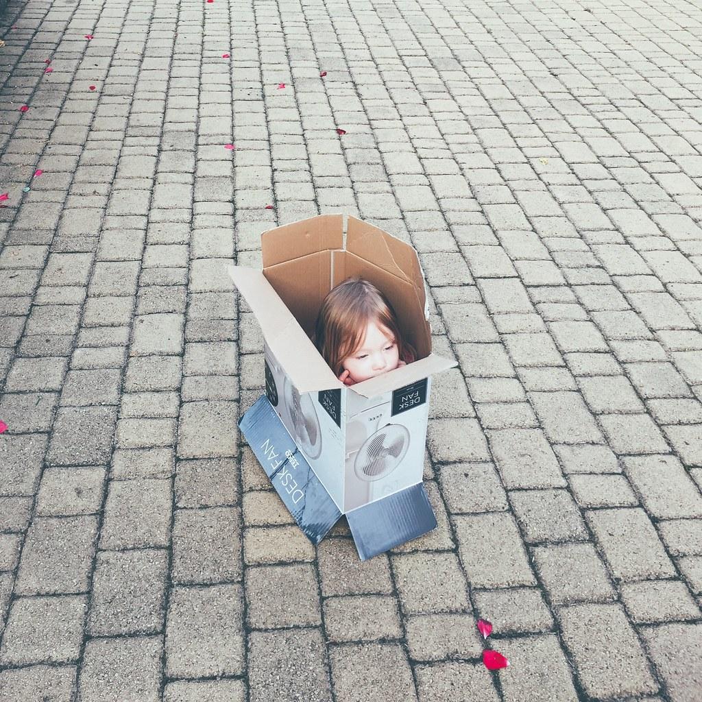 Box Girl (6/17/15)