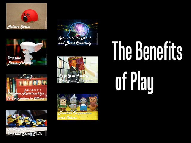 The Benefits of Play