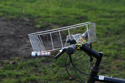 Cutlery rack/bike basket