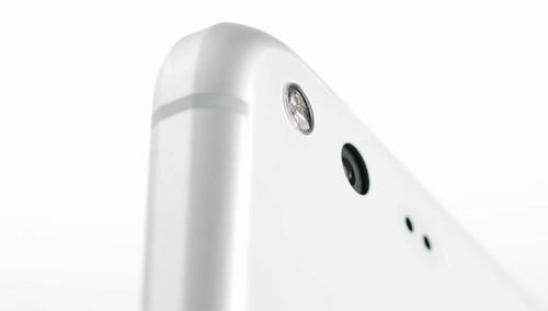 Cámera: trasera de 12MP (f/2.0, 1.55µm); EIS, delantera de 8MP ideal para las selfie.