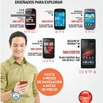 nice powerful smartphone CLARO line - 29ago14