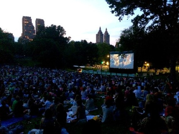 Central Park Conservancy Film Festival
