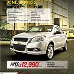 CHEVROLET AVEO full extras auto facil - 26ago14