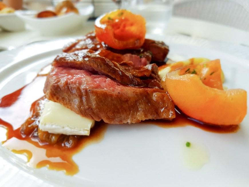 Oceana Restaurant Malta - Bavette of beef - The World In My Pocket