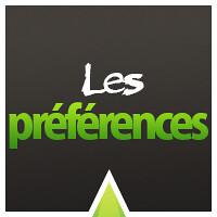 Les Sims 3 préférences