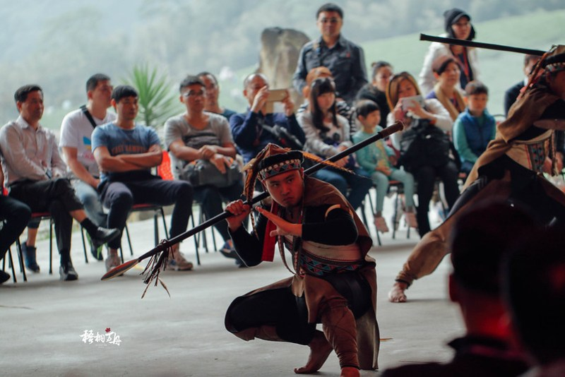 28|鄒族的戰士之舞
