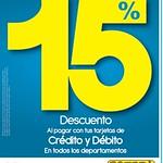 BOMBA promociones te regala HOY DESCUENTO - 26ago14