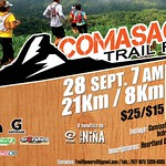 COMSAGUA trail race runners el salvador 2014