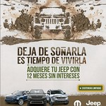 live experience JEEP 4x4 engines - 05sep14