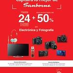 Ofertas SAMBORNS fin de semana promociones en eletronica y fotografia - 16ago14