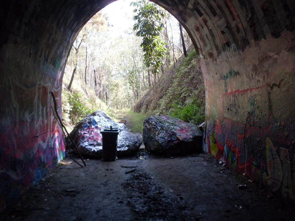 Ernest Junction Railway Tunnel Ernest Junction Railway