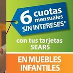 SEARS promocion en muebles infantiles - 28jul14