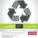 RECICLAR equipos electronicos UNETE a esta campaña - 27ago14