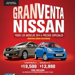 Gran venta Nissan VERSA tm and march tm