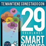 smartphones promociones almacenes bomba - 09ago14