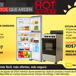 refrigeradora samsung La curacao Republica Dominicana