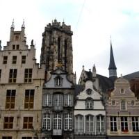 Belgium: Mechelen - St-Rumbold's Cathedral